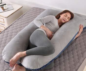 almohada en forma de u