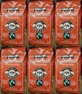 ★6個セット★KIRKLAND エスプレッソコーヒー豆 907g(赤)100%アラビカ豆 ローステッドスターバックス社
