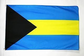 AZ FLAG Bahamas Flag 3' x 5' - Bahamian Flags 90 x 150 cm - Banner 3x5 ft