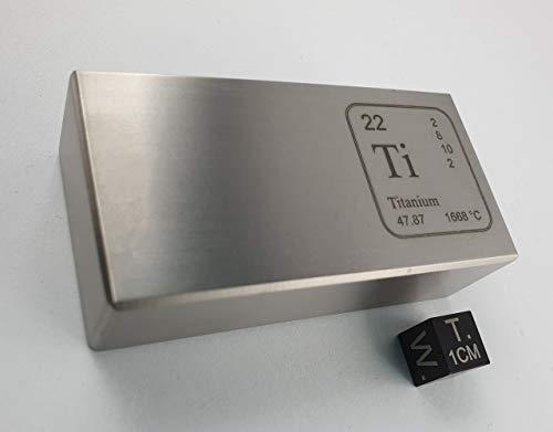 Titan-Barren 220 g