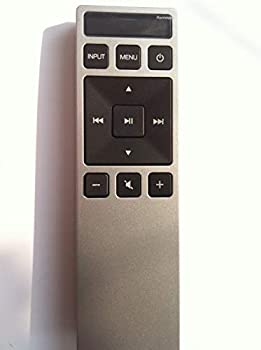 VIZIO New Home Theater Sound Bar Remote Control Compatible with S4221W-C4 S4251W-B4 With Display panel  Renewed