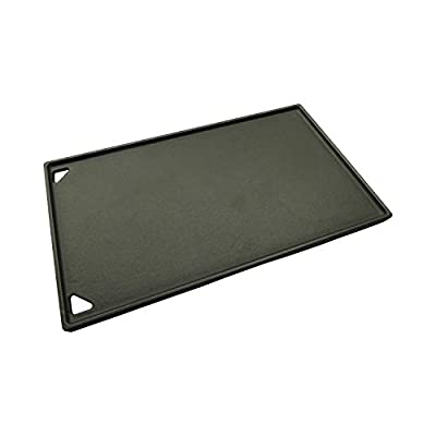 Everdure Furnace Freestanding Gas Grill Center Flat Plate (HBG3PLATEC)