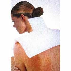 Preisvergleich Produktbild Gel Nacken Wärme Kissen Kompresse Kopfschmerzen Nackenschmerzen Verstauchung mit abnehmbaren Bezug
