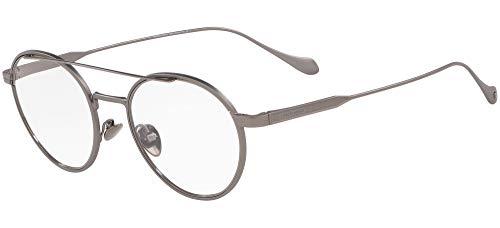 Gafas graduadas Giorgio Armani AR 5089 3003 Matte Gunmetal/Gunmetal