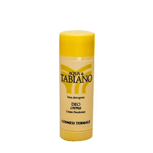 Terme di Salsomagg.Tabiano Aqua Tabiano Deo-Crema - 50 g