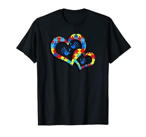 Autism Support SPED Autism Awareness Camiseta
