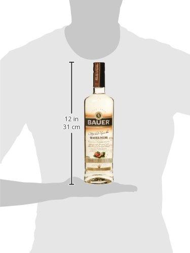 Bauer Kuss der Haselnuss Obstbrand (1 x 0.7 l) - 2