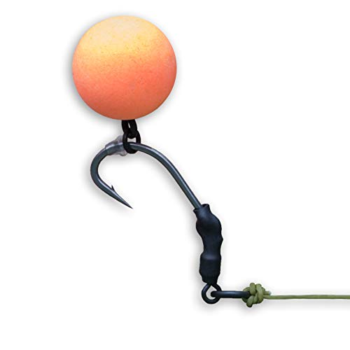 Bank Tackle Ronnie Rig Set Carp Fishing Terminal Tackle Components Hooks, Swivels (Barbless)
