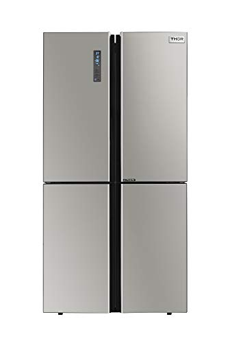 Thor Kitchen Refrigerator with 8.38 cu.ft Freezer and 14.2 cu.ft Fridge - with Ice Maker and French Door Counter Depth - 1 Years of Warranty