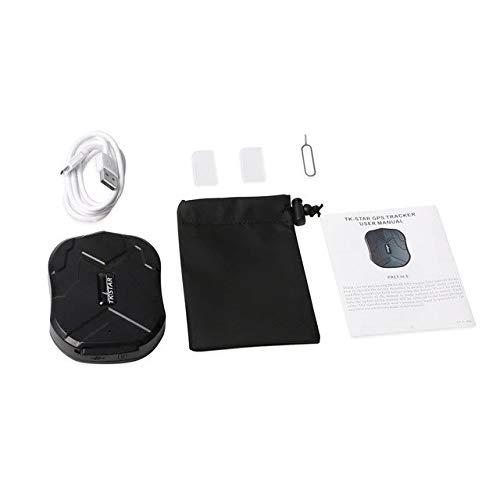 No Box Waterproof 3g Vehicle GPS Tracker Car Tkstar Tk905-3g GPS Locator 5000mah 90 Days Standby Magnet Voice Monitor Free Web App