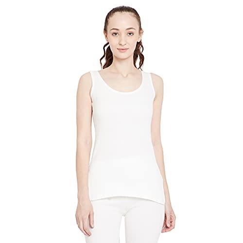 Neva Women's Off White Cotton Thermal