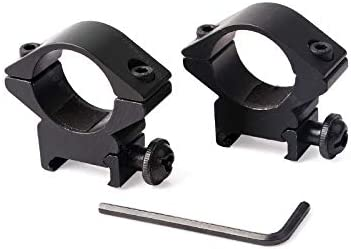 Top 10 Best tactical scope rings Reviews