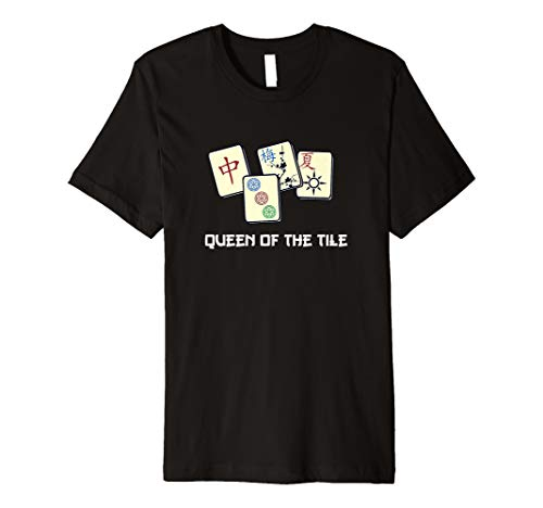 Queen Of The Tile-Fun Game Play Mahjongg