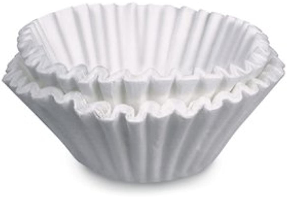 A 10 20106 Bunn 8 10 Cup Coffee Filter 8 1 2x3 1000 Per Case