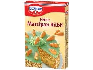 Dr.Oetker Marzipan Rübli 12St