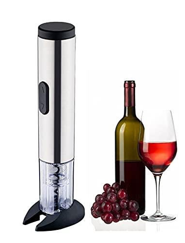 Abridor De Vinos Eléctricos, Abrelatas Automáticos Del Sacacorchos De La Botella De Vino Eléctrico Con Cortador De Lámina, Abrelatas De Botellas De Vino Reutilizable