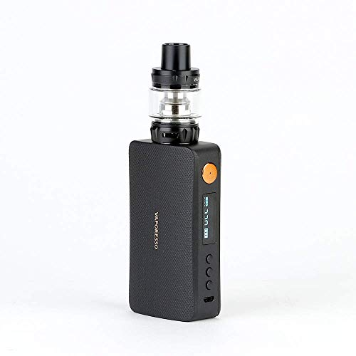 Vaporesso GEN S 220W TC Kit With NRG-S Tank 8ml with AXON Chip, Electronic Cigarette No e Liquid, No Nicotine (Negro)