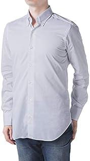 BARBA(バルバ) シャツ メンズ CULTO/ボタンダウン ツイル ドレスシャツ K1U56P-6603 [並行輸入品]