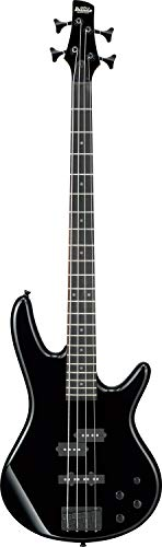 IBANEZ GIO-Serie E-Bass 4 String - Weathered Black (GSR200B-WK)