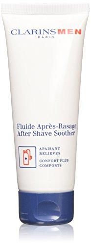 Clarins - Fluido calmante para después del afeitado, para hombres, 75ml