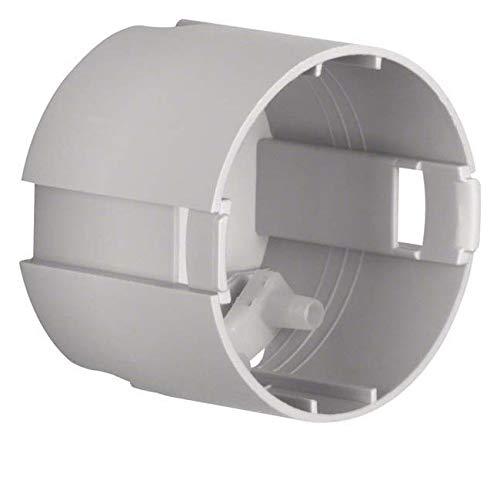 Berker EB-doos gr 91887 plat 49mm INTEGRO doos, behuizing voor montage in de muur/plafond 4011334149835