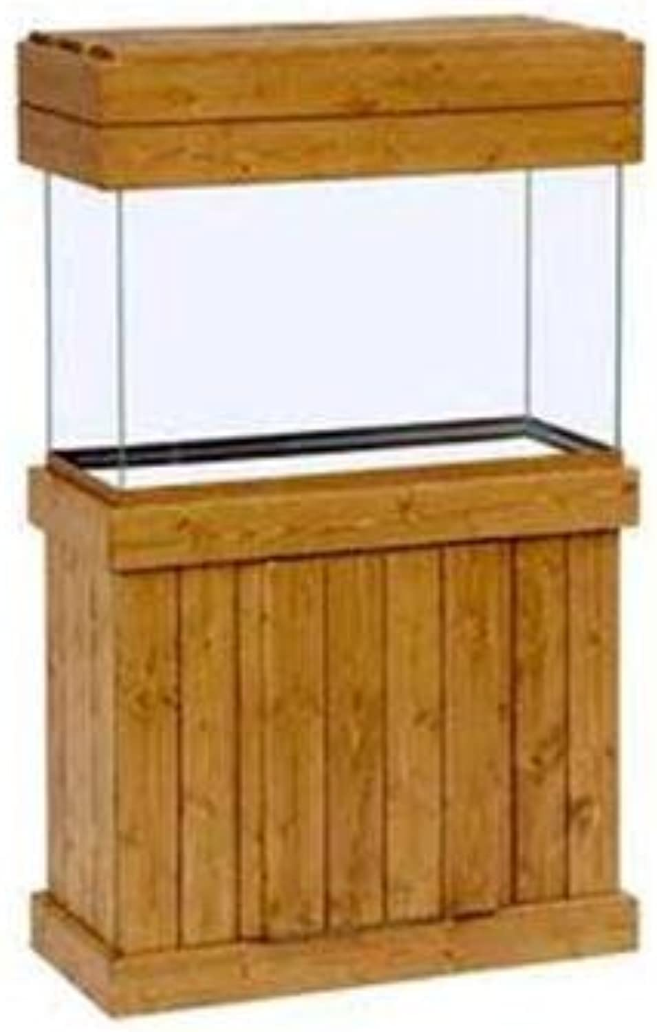 Perfecto Manufacturing Apf67362 Majesty Stand For Aquarium, 36 By 12Inch, Oak