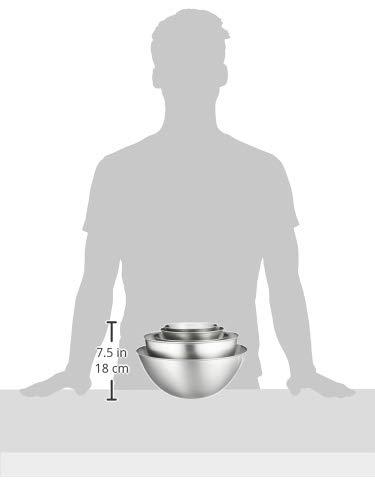 柳宗理日本製ステンレスボール5点セットフルサイズ(13.16.19.23.27cm)