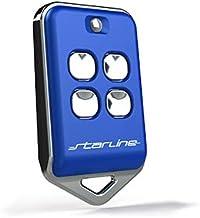 Draadloze afstandsbediening van het merk Starline® model FS 4T DUAL® compatibel met afstandsbedieningen van het merk FAAC®...