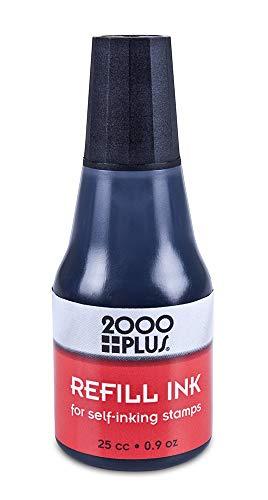 2000 PLUS Self-Inking Refill Ink - Black