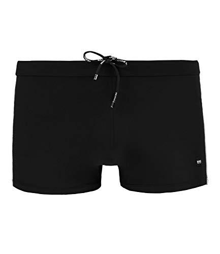 BOSS Hugo Swimwear Badepant Oyster Badehose schnell trocknend Schwarz/Black XXL
