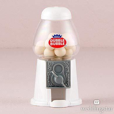 Vasara machine-dispenser voor kauwgom, wit