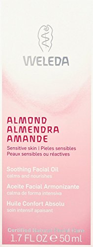 Weleda Almond Soothing Facial Oil - 50ml - PACK OF 12