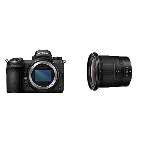 Nikon Z6 FX-Format Mirrorless Camera Body with Z...