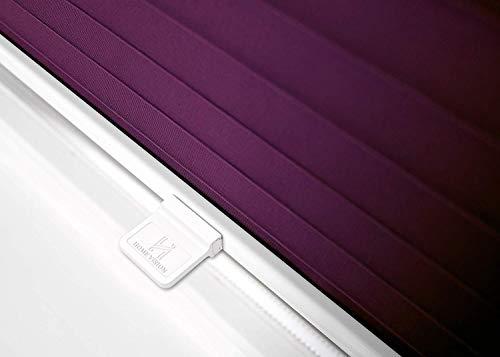 Plissee Violett HOME-VISION - 4