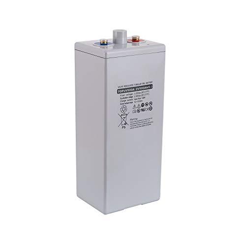 LEDKIA LIGHTING Batería Estacionaria OPzV 2V 400 Ah C10