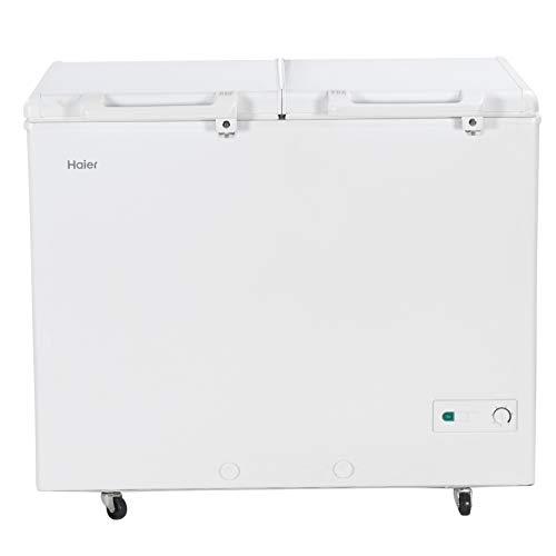 Haier HDF-385HC Polar - Cooler & Freezer, 365 liters, White