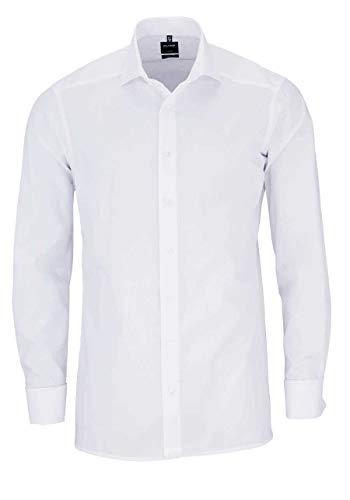 OLYMP Herren Hemd Luxor Modern Fit Weiss (10) 43
