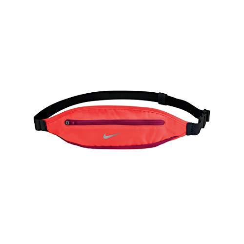 Nike - Hüfttaschen für Running in Laser Crimson/Noble Red/Silver, Größe OSFM