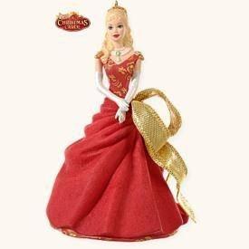 Barbie QXI2271 as Eden Starling 2008 Hallmark - Adorno de recuerdo