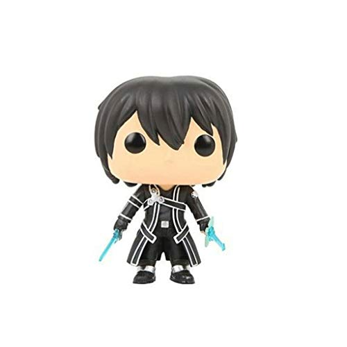 Funko Pop Animation: Sword Art Online - Kirito (exclusif) 3.75inch Vinyl Gift for Anime Fans SuperCollection