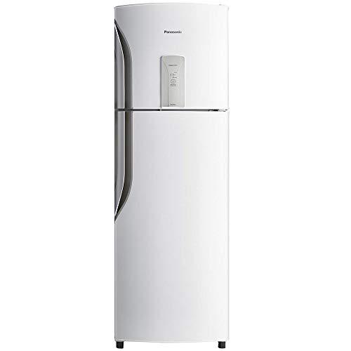 Geladeira/refrigerador 387 litros panasonic 2 portas frost free NR-BT40BD1WB 220V