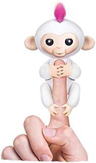 Fingertips WowWee Fingerlings Boris Blue Baby Monkey Interactive Toy Interactive Monkey-Finger Monkey