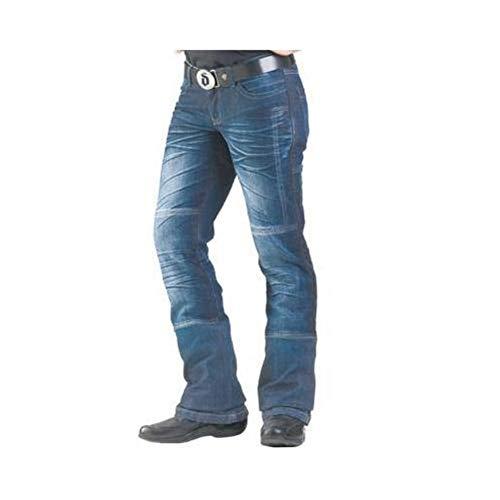 Drayko Drift Riding Ladies Jeans - Blue