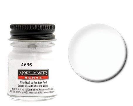 4636 Flat Clear Acrylic FM02015 1 oz