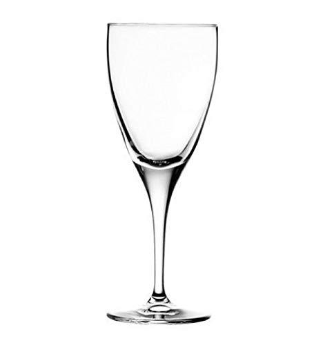 Pasabahce, Tulipe Series, Copas di vino blanco, de 230 ml, Juego de 6, aptas para lavavajillas y resistente a la rotura
