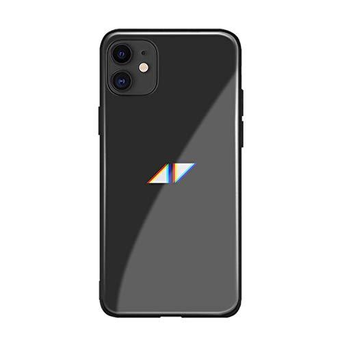 DJ Avicii Tim Bergling Case for iPhone 6 6s 7 8 Plus X XR XS 11 12 Mini PRO Max Glass Silicone Soft Phone Case Shell Cover