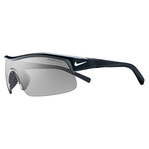 Nike Sportbrille Show X1 Black Grey/orange Blaze Lens