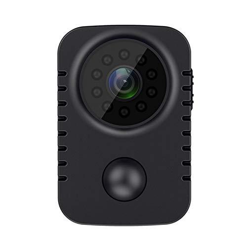 Cámara para uso corporal, cámara HD de 1080p para uso corporal, gran angular de 120 °, grabadora de pecho portátil profesional con visión nocturna HD, resistente al agua, batería de 1200 mAh, grabac