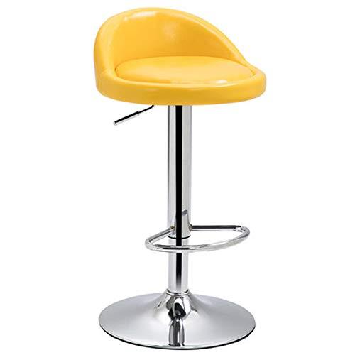 Slanke minimalistische barstoel stoel Europese balie kassa draaibare stoel Modern design size 12