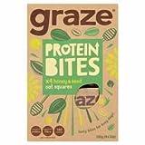 GRAZE Energy & Nutritional Bars